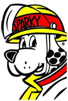 Sparky-the-Fire-Prevention-Dog
