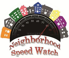 Neighborhood Speed Watch Icon