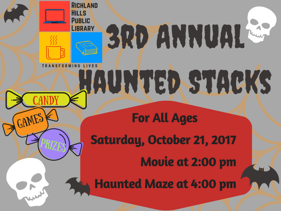 3rd AnnualHaunted Stacks