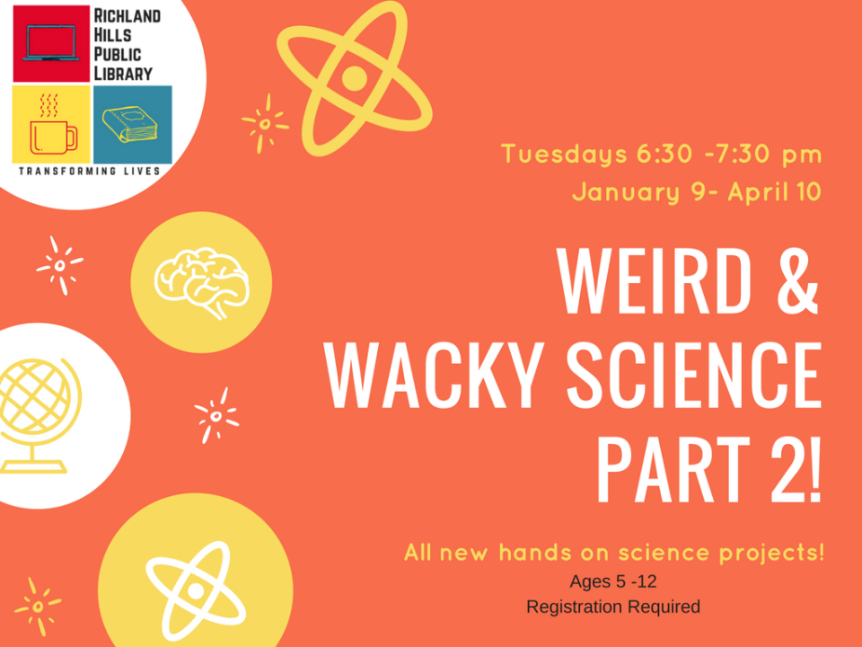 weird and wacky science